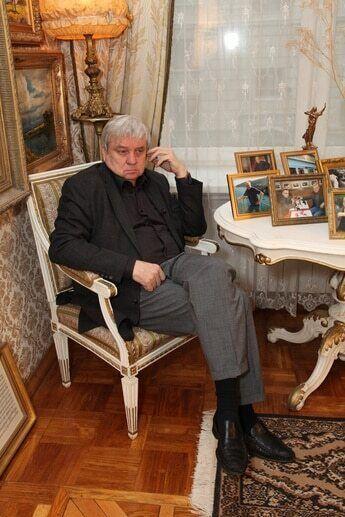 Стефанович был мужем Пугачевой