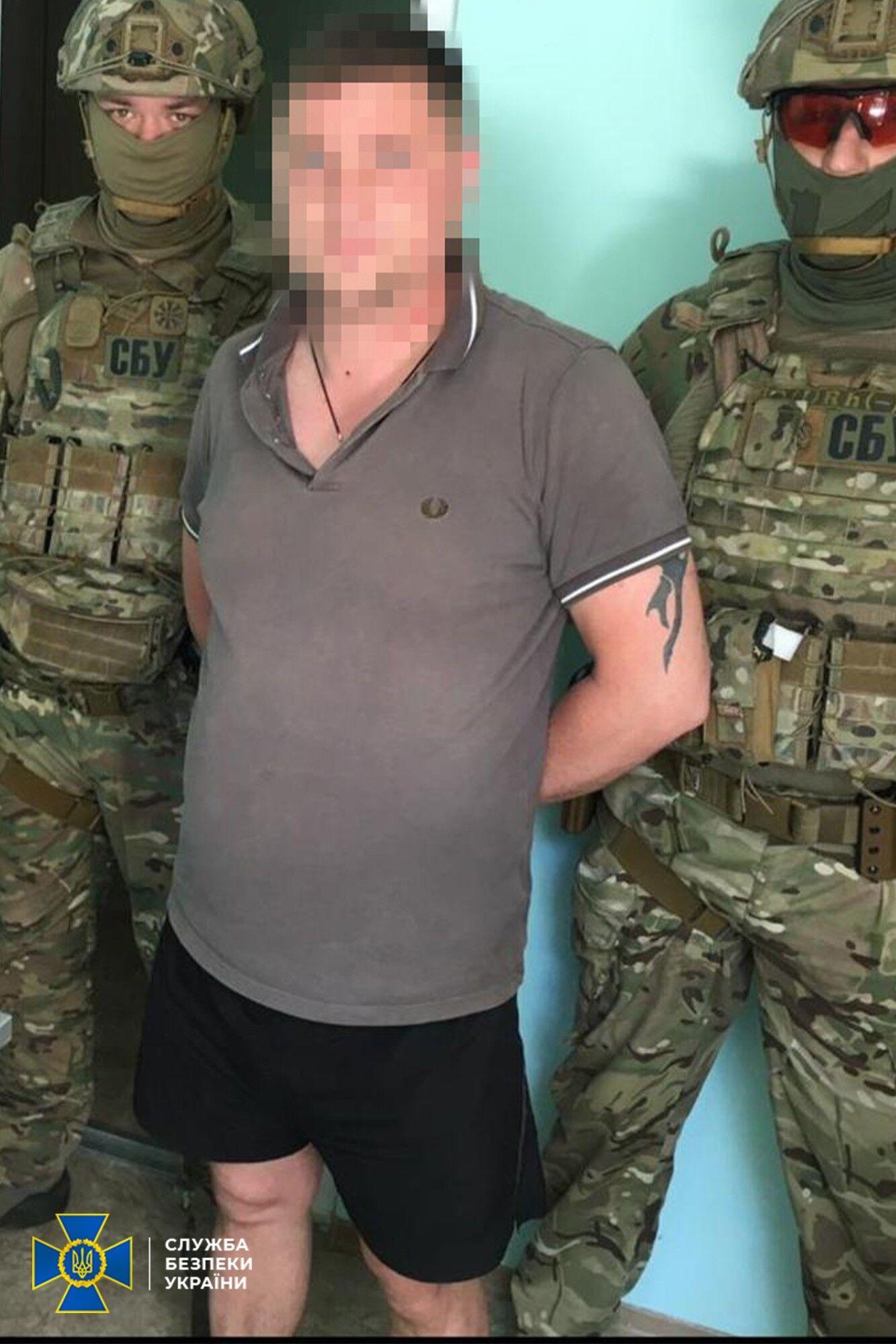Агент собирал информацию о местных чиновниках и военнослужащих