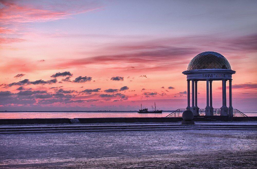 У Бердянську море більш брудне, ніж на інших курортах Азовського моря
