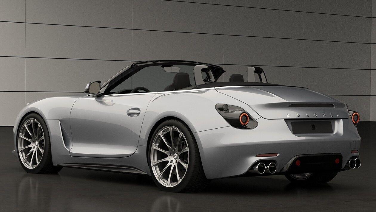 Ціни на Boldmen CR4 в Німеччині будуть стартувати з позначки 185 тисяч євро