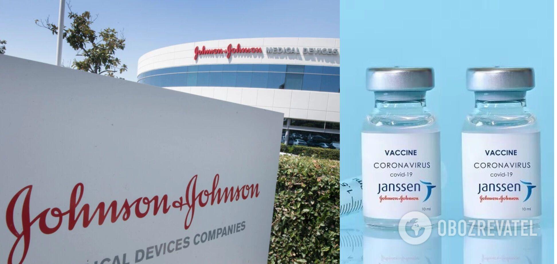 У Johnson&Johnson заявили, що кількість випадків СГБ після щеплення їхньою вакциною незначна