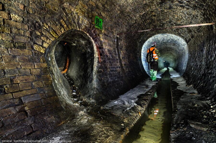 Підземний струмок Клов.