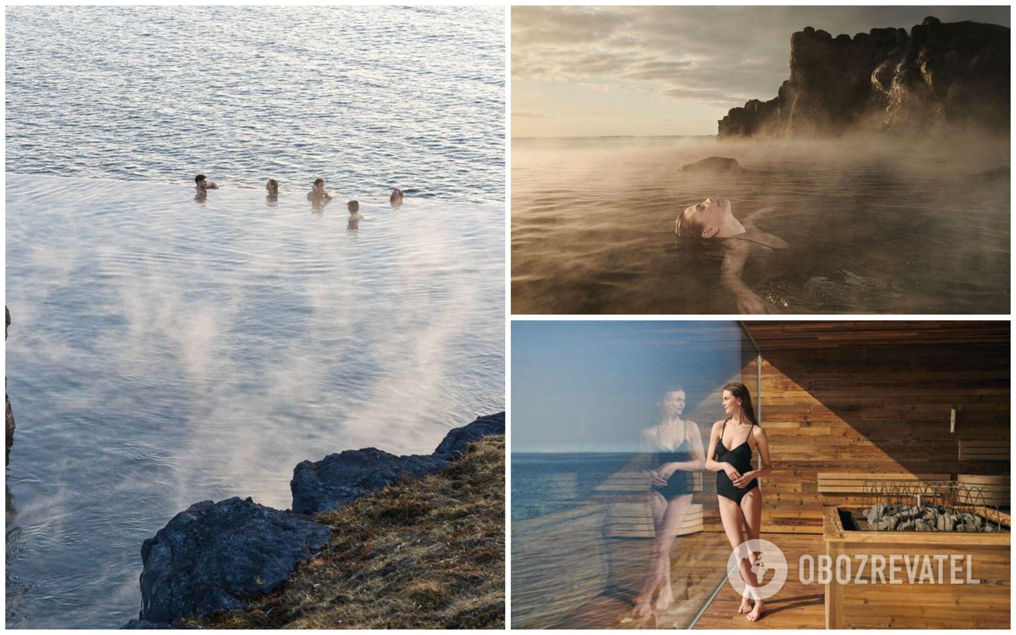 Ісландія в липні 2021 року компанія Pursuit відкрила курорт Sky Lagoon