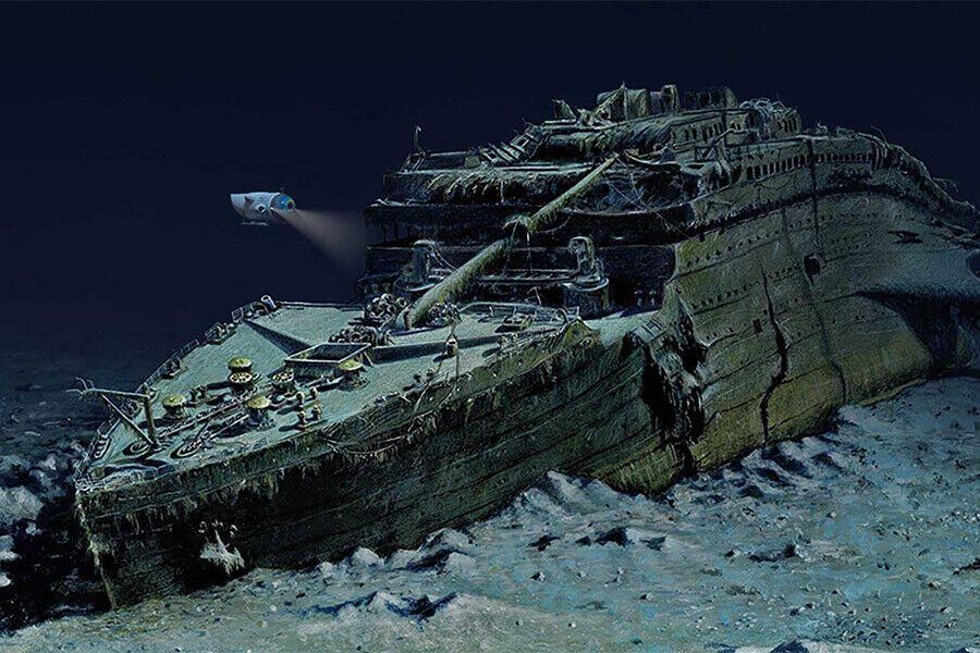 """OceanGate Expeditions почала проводити підводні експедиції до легендарного затонулого """"Титаніка"""""""