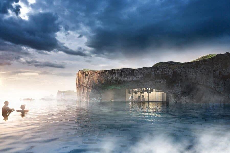 Фішка курорту Sky Lagoon – в непередаваних відчуттях єдності з небом і морем