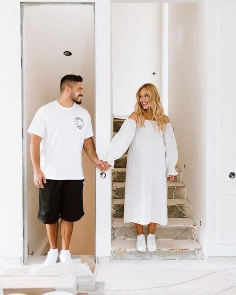Никита Добрынин и его супруга Даша Квиткова