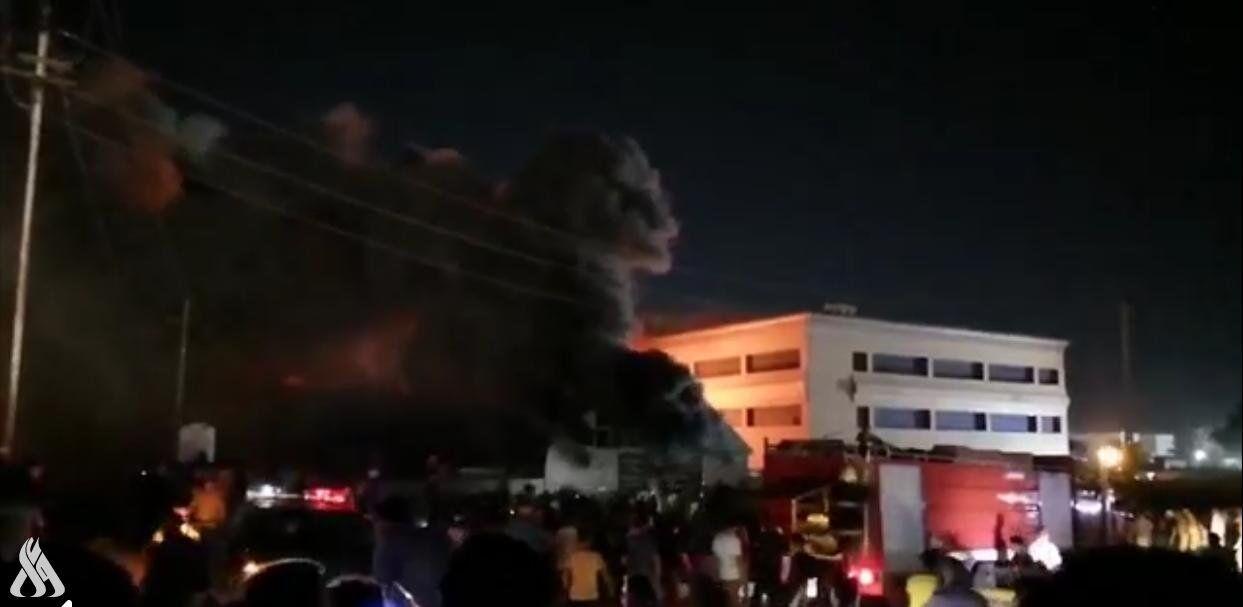 В пожаре погибли 36 человек.