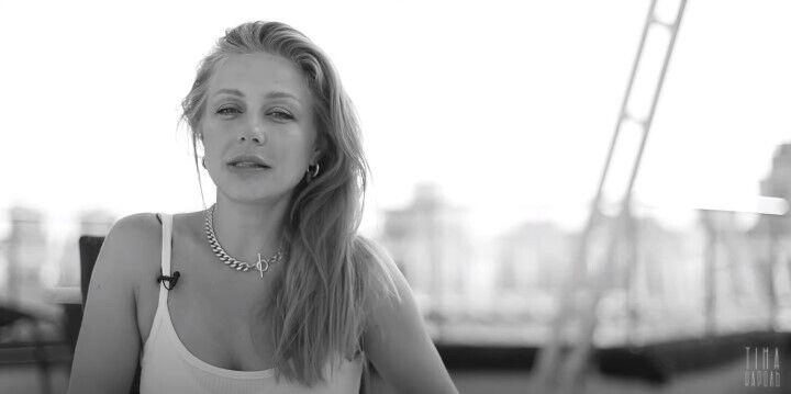 Українська співачка Тіна Кароль