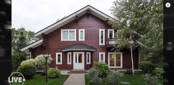 Дом Елены Кравец