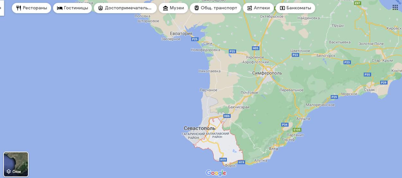 У Севастополі та Балаклаві випав град