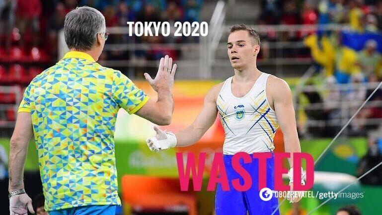 Олег Верняєв не поїде на Олімпіаду в Токіо