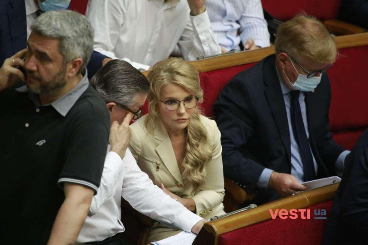 Юлія Тимошенко показала нову укладку.