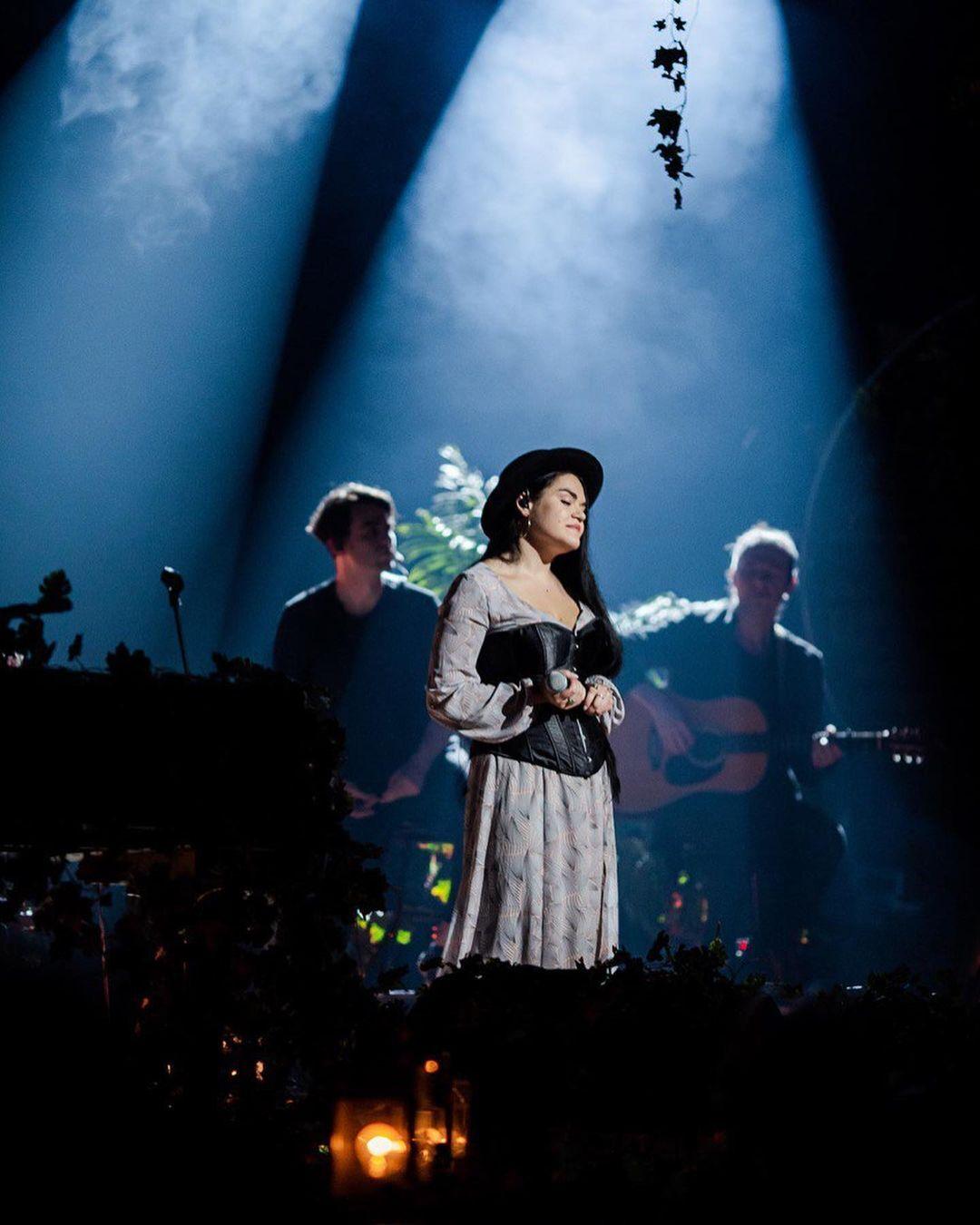 Після шоу Мусієнко всерйоз почала замислюватися про життя і про роботу музиканта