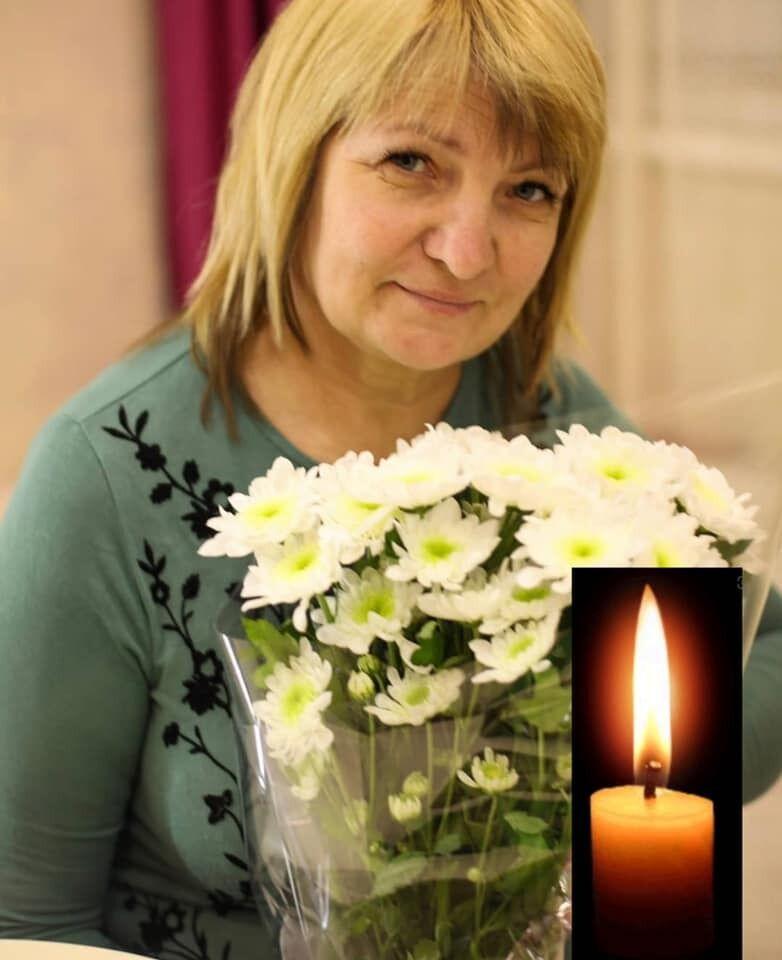 Погибла Наталья Моспан с мужем