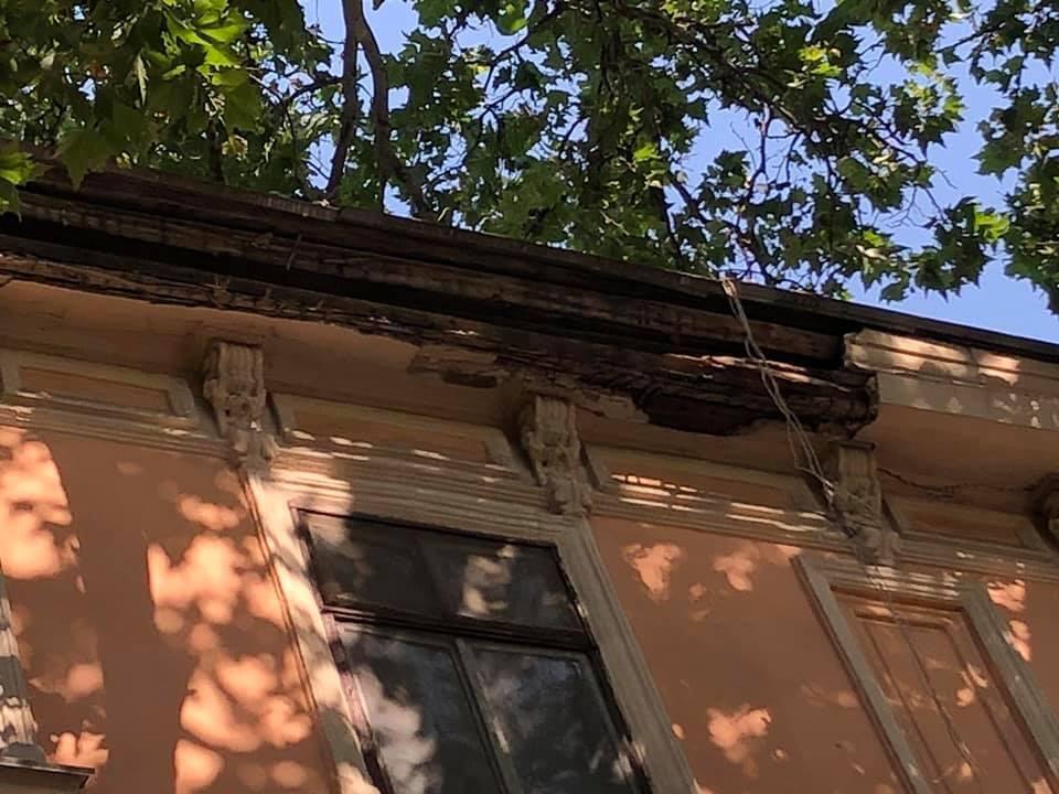 Пошкодження будинку