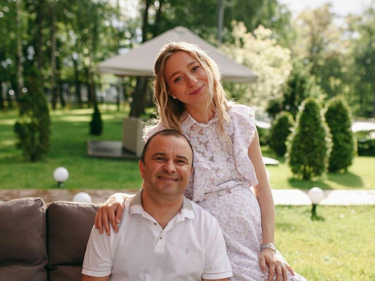 Дружина Віктора Павліка розсекретила справжнє прізвище чоловіка