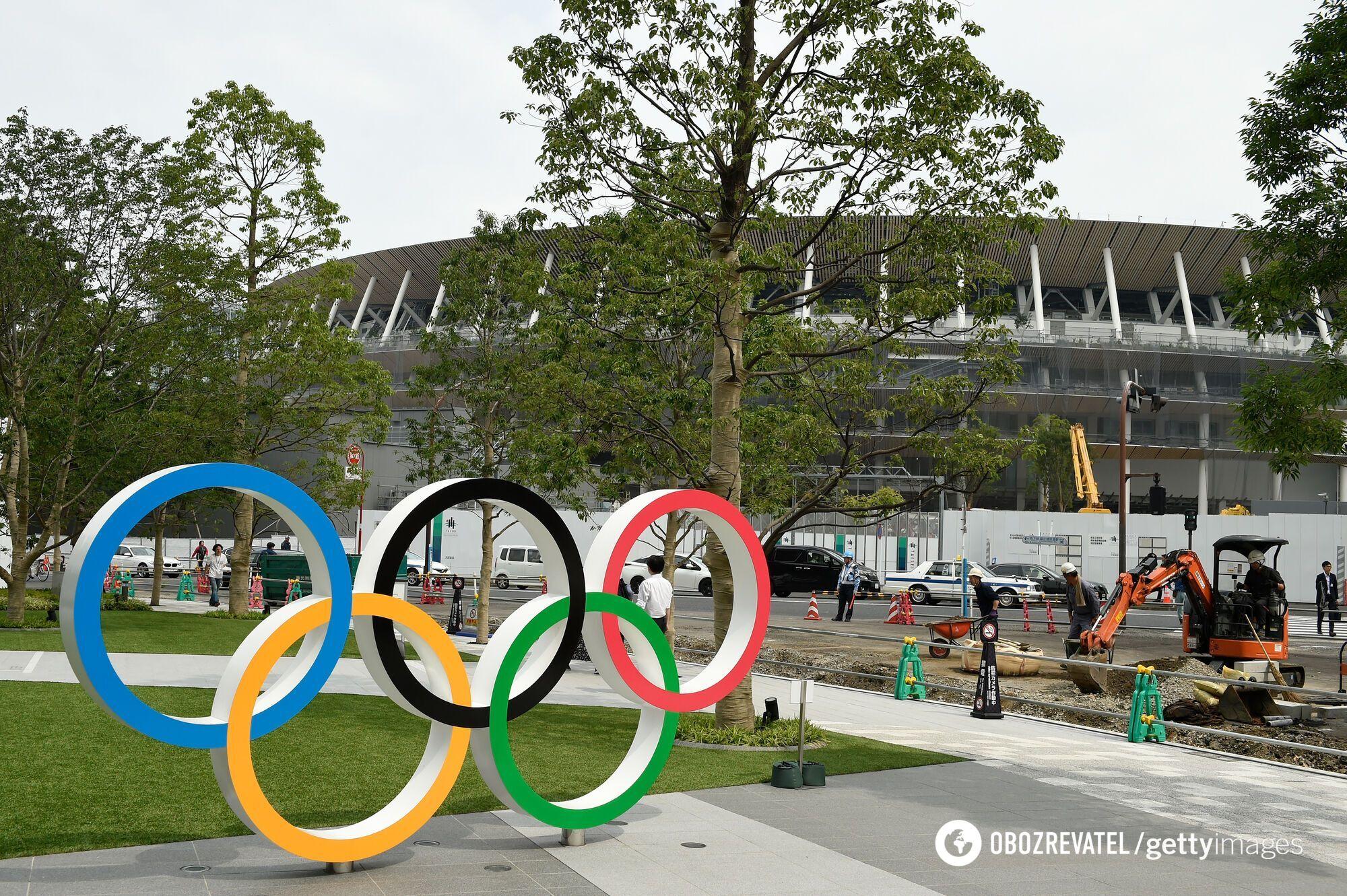 ОІ-2020 пройде в Токіо.