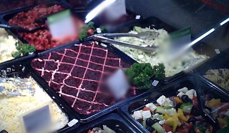 Їсти салати з кулінарії – ризиковано.