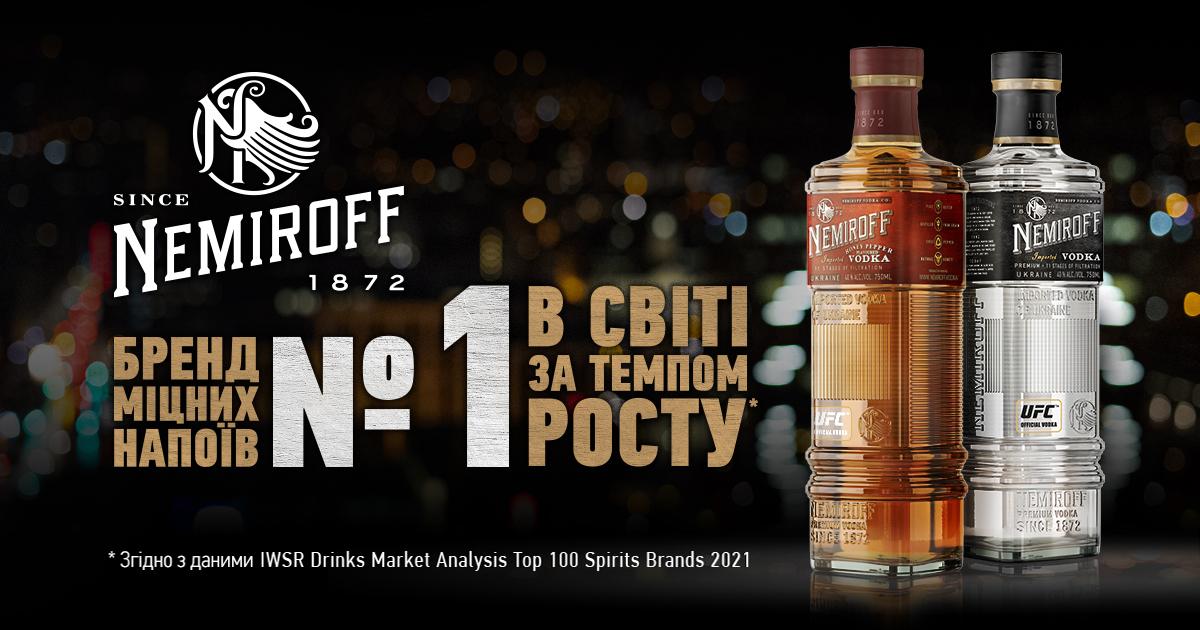 Украинский бренд водки возглавил мировой рейтинг крепких напитков: кто оказался лучше всех
