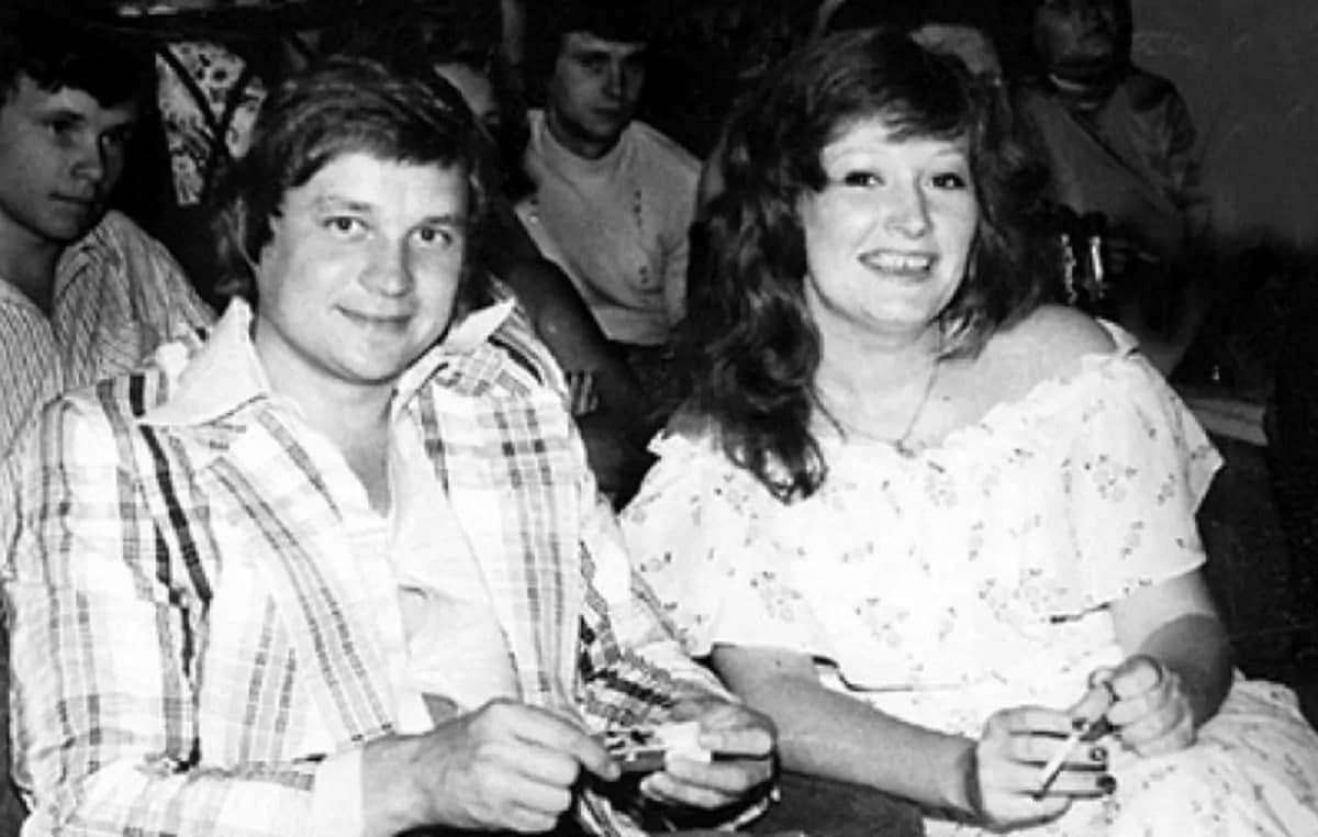 Алла Пугачева со своим бывшим мужем