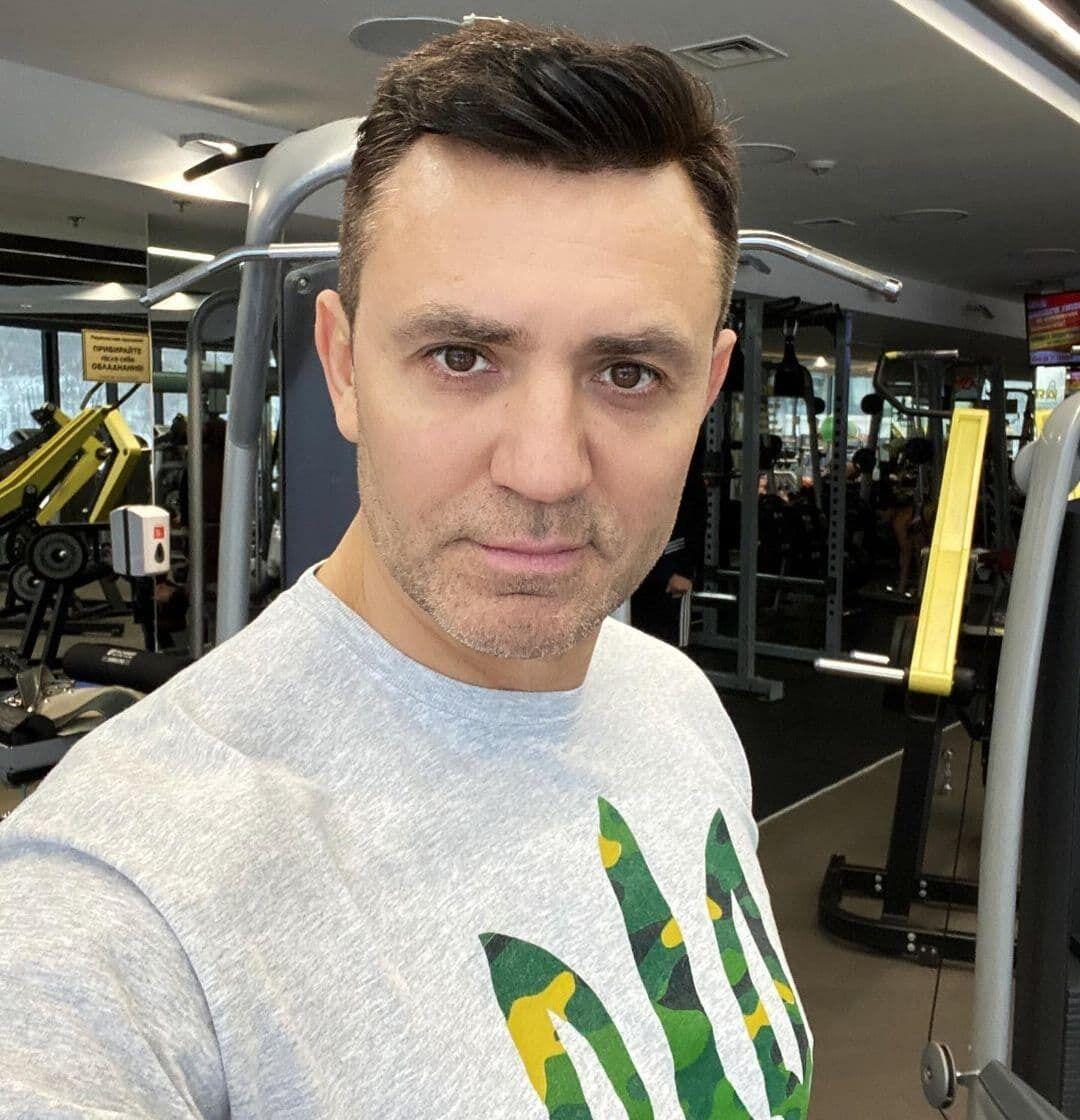 Николай Тищенко дал интервью.