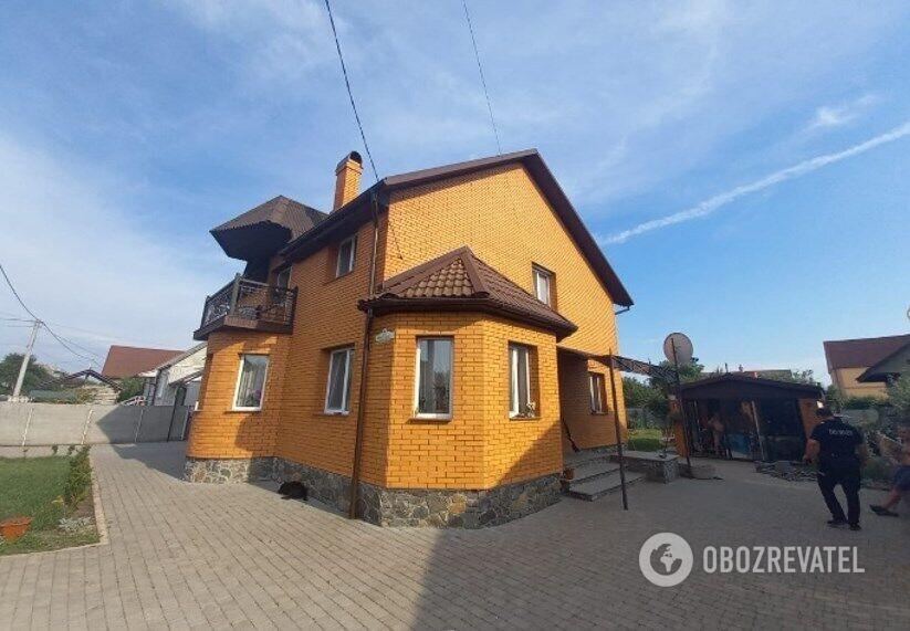Дом семьи Назарук в Новоград-Волынском