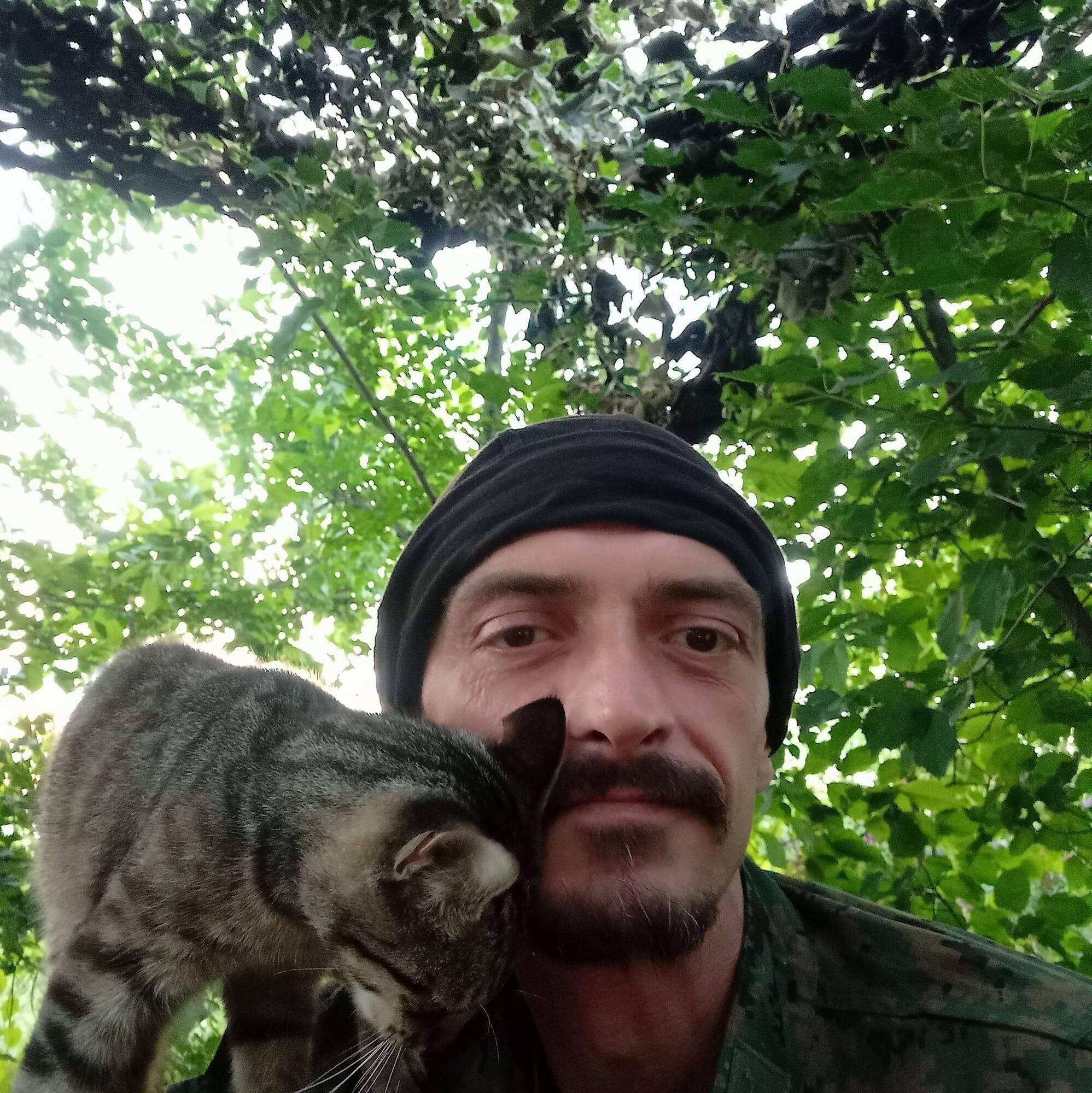 Старший солдат Володимир Яськів на службу потрапив у 2019 році