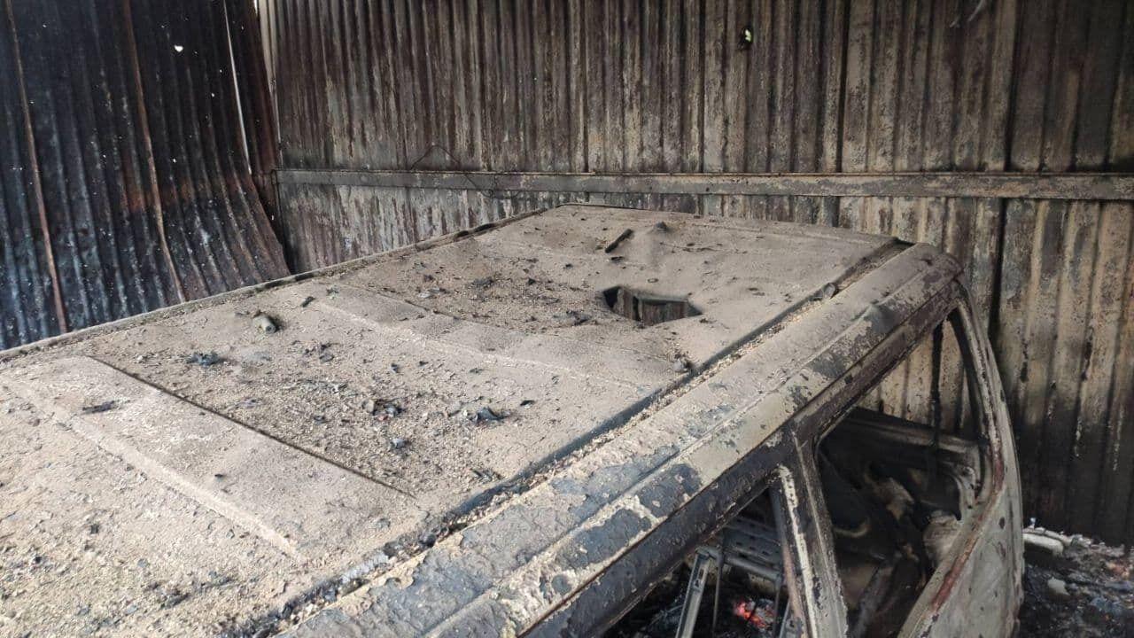 Окупанти відкривали вогонь із артилерії