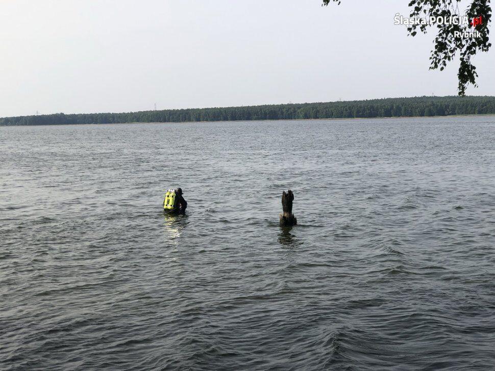 Тело гражданина Украины нашли в воде