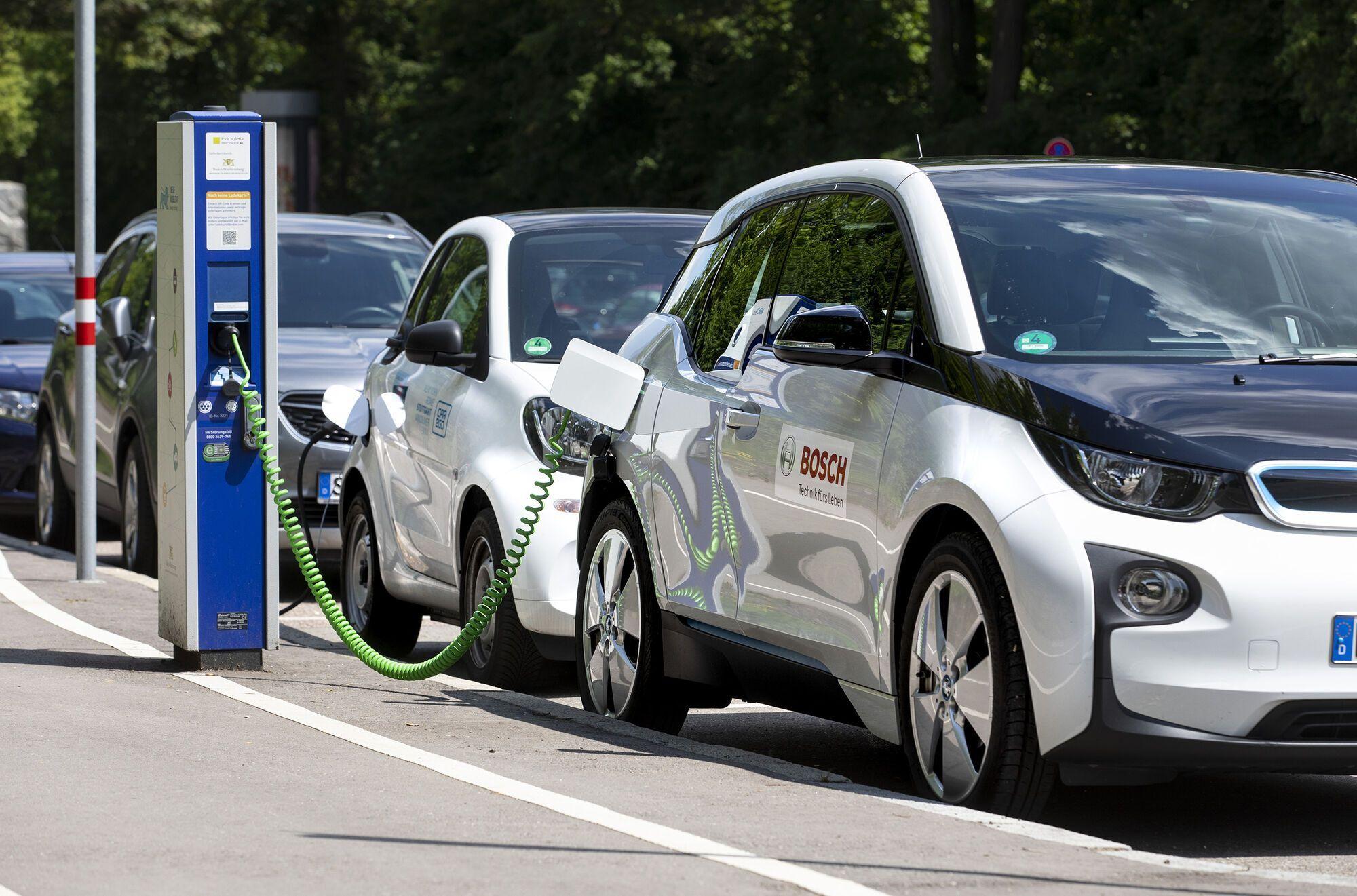 Закон направлен на развития производства в Украине электромобилей