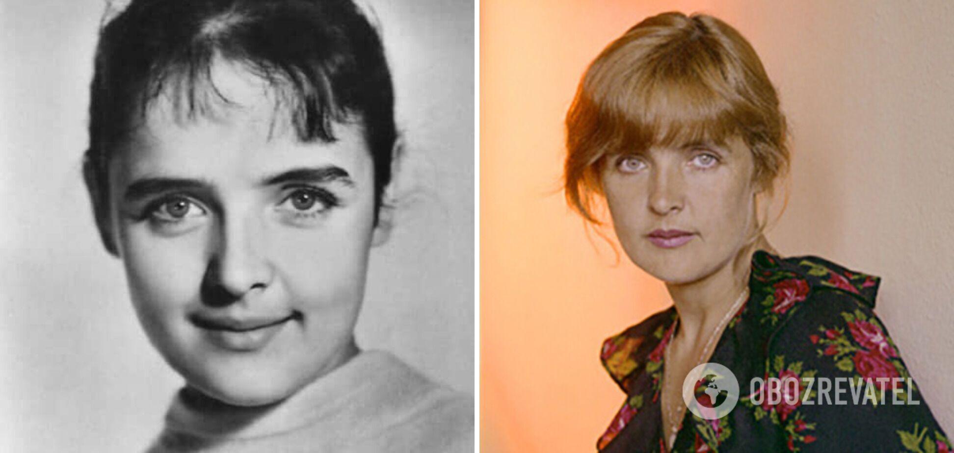 Ада Роговцева 35 лет работала в театре.