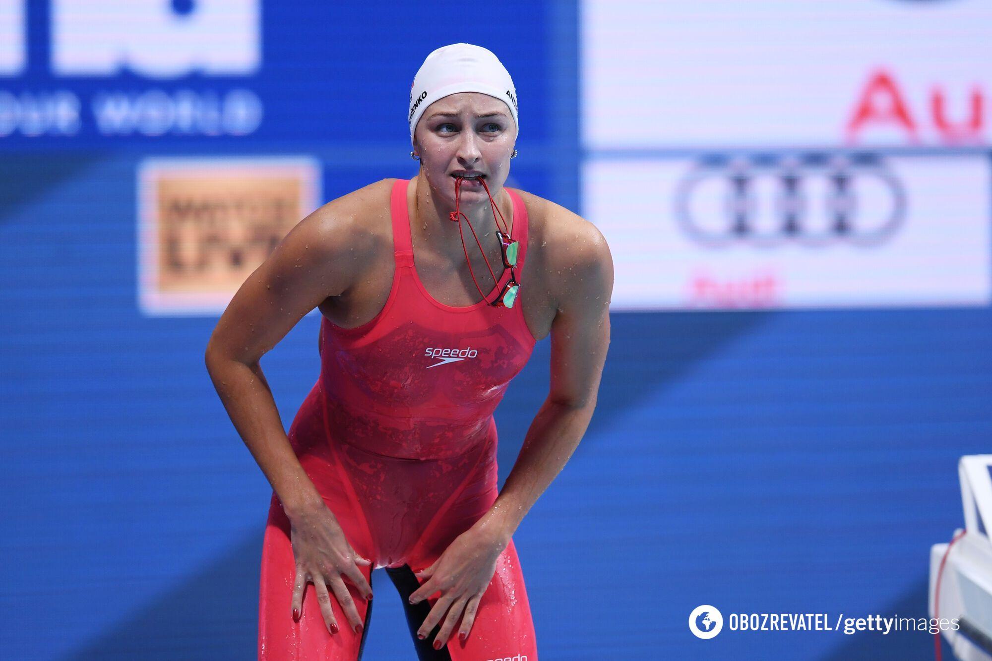 Вероніка Андрусенко виграла два чемпіонати Європи на короткій воді
