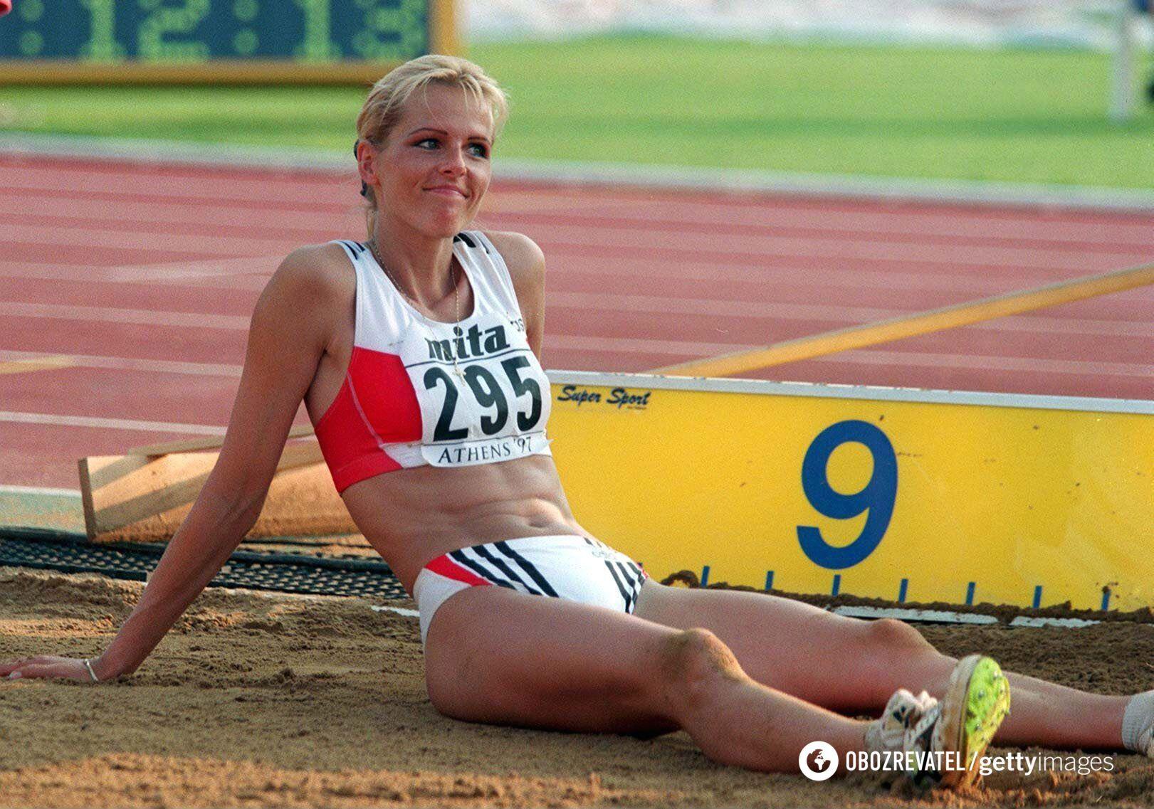 Сюзен Тидтке осталась без медалей