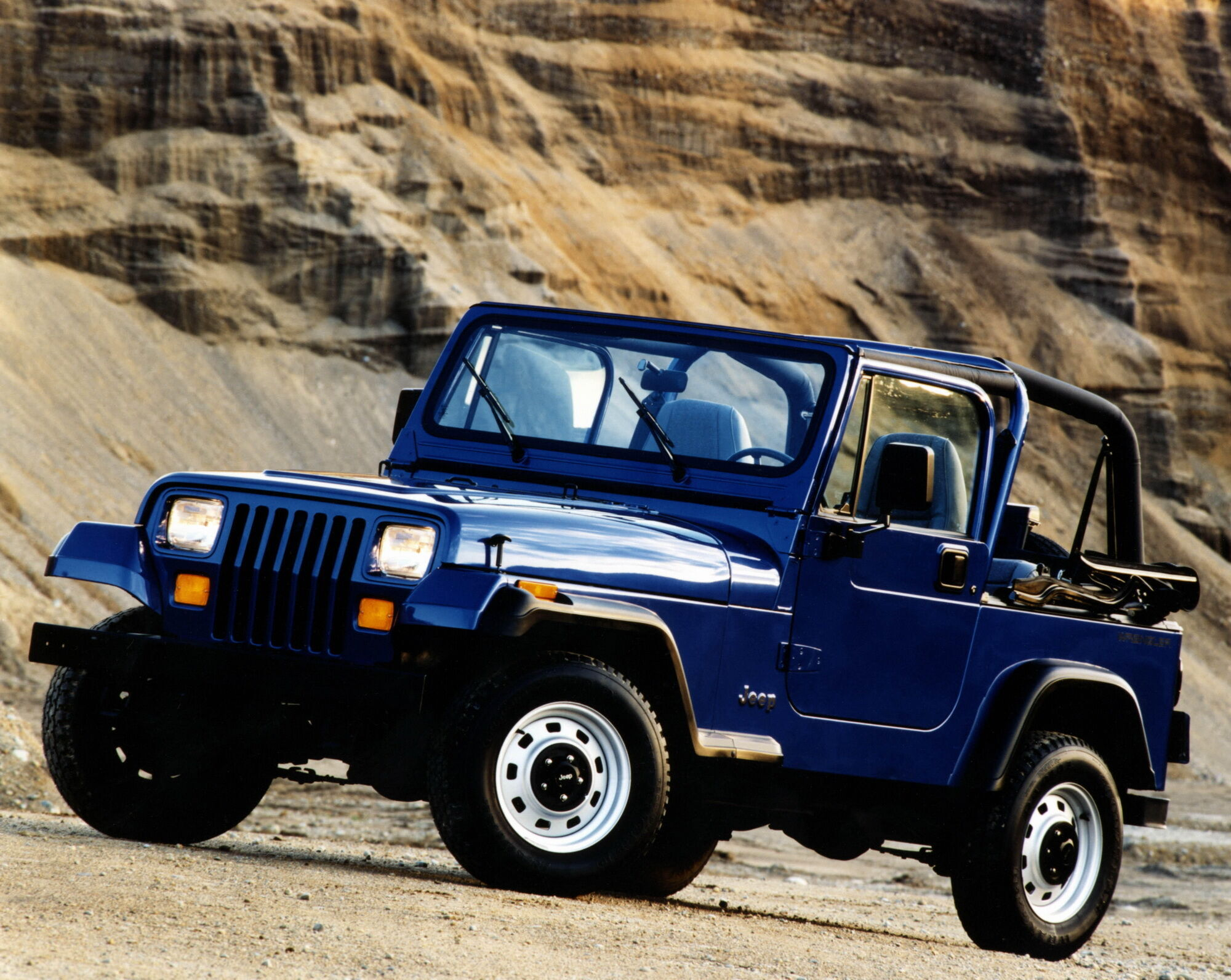 Wrangler стал одним из самых популярных и мощных автомобилей Jeep всех времен