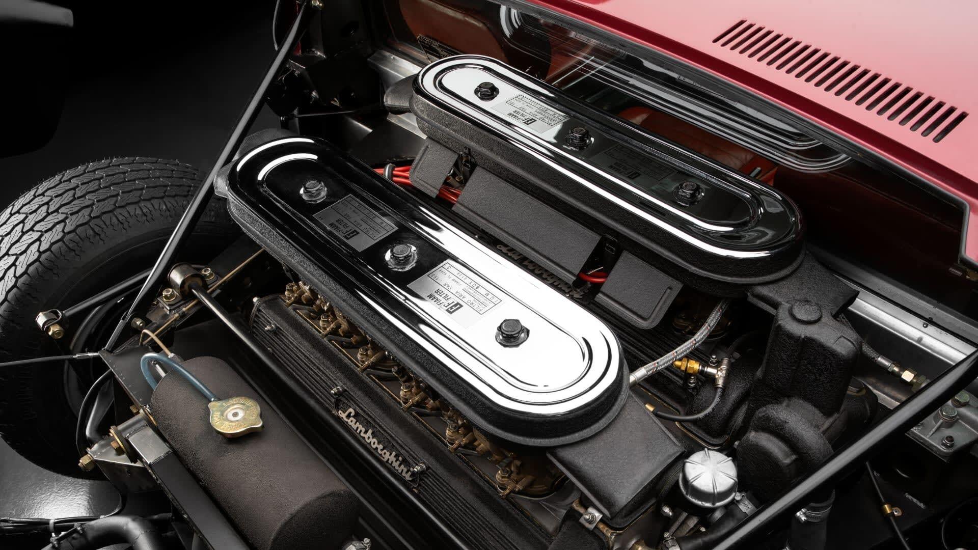 Двигун Miura SVJ