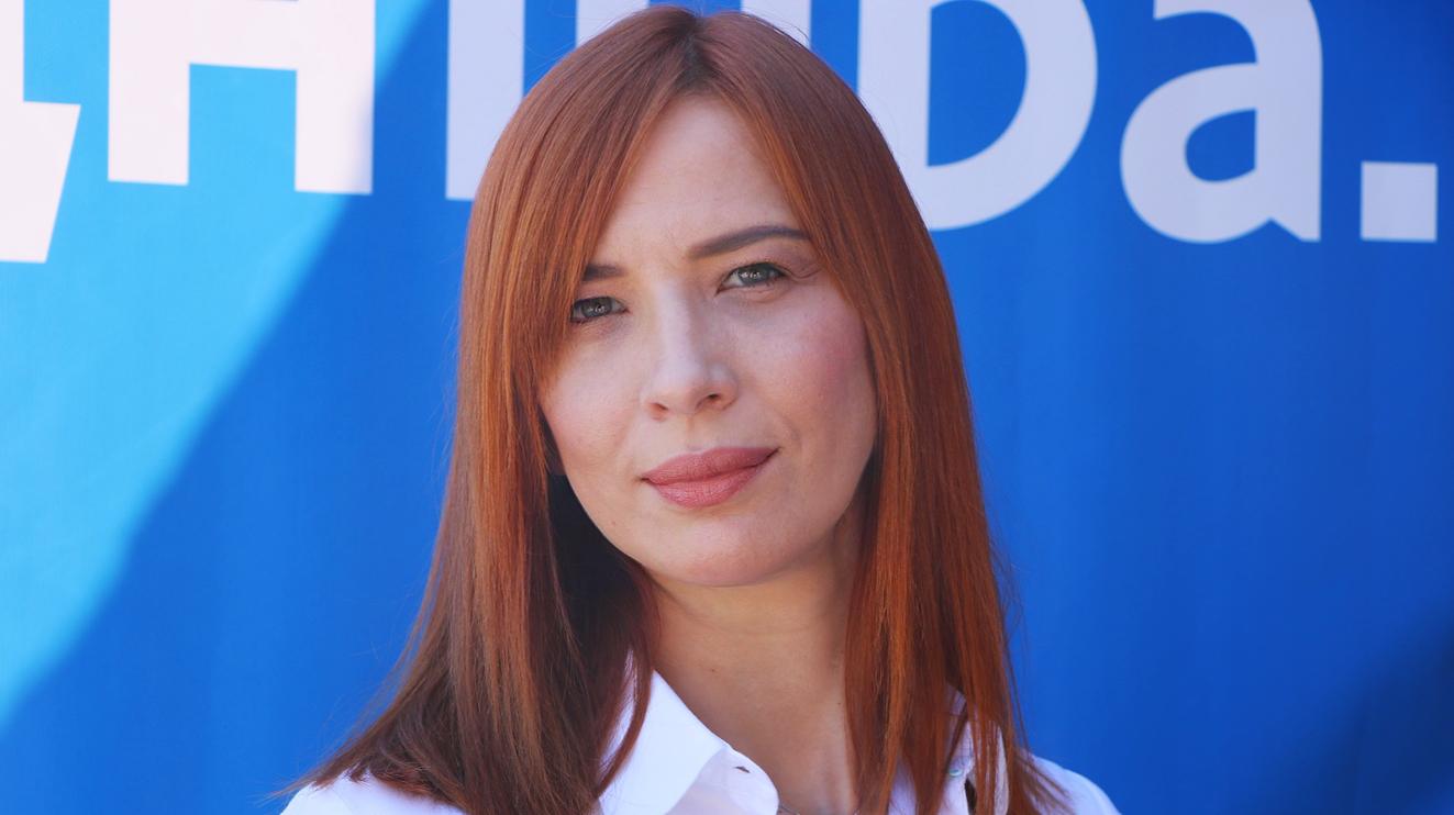 Заместитель городского головы, директор департамента гуманитарной политики Днепровского городского совета Ксения Сушко