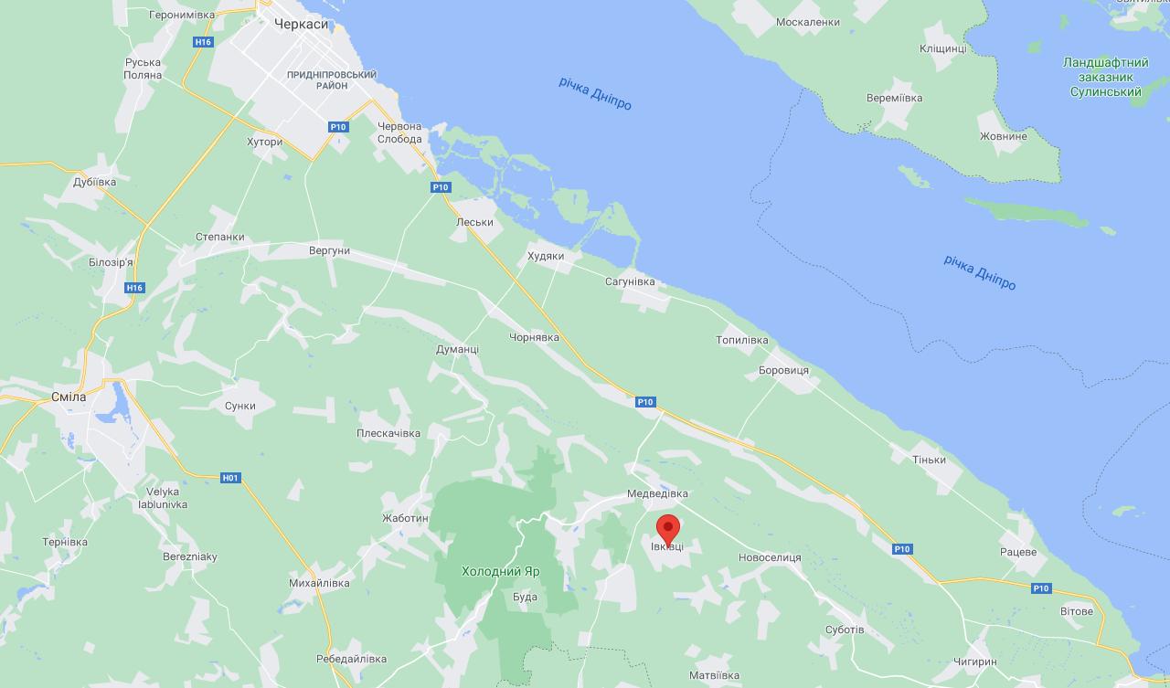 Село Ивковцы
