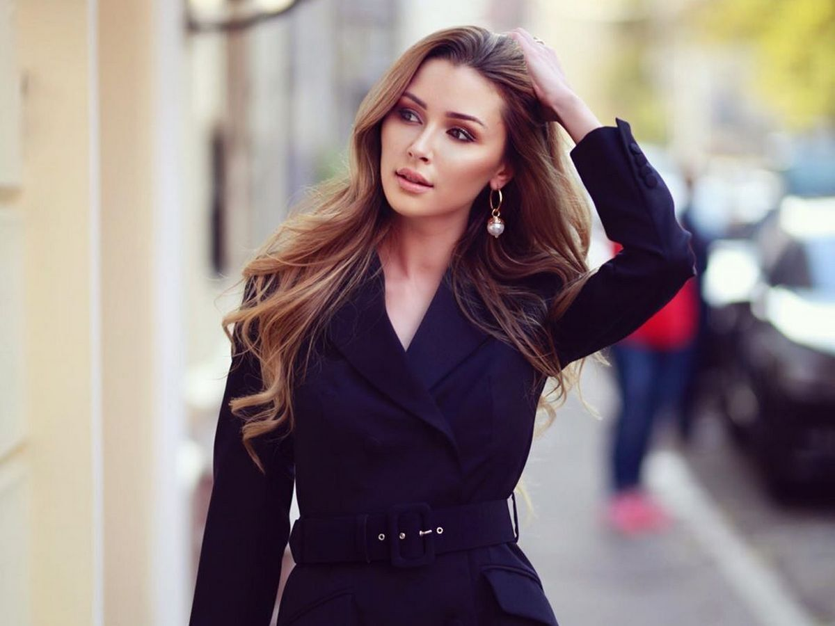 Дочь российской актрисы Анастасии Заворотнюк Анна
