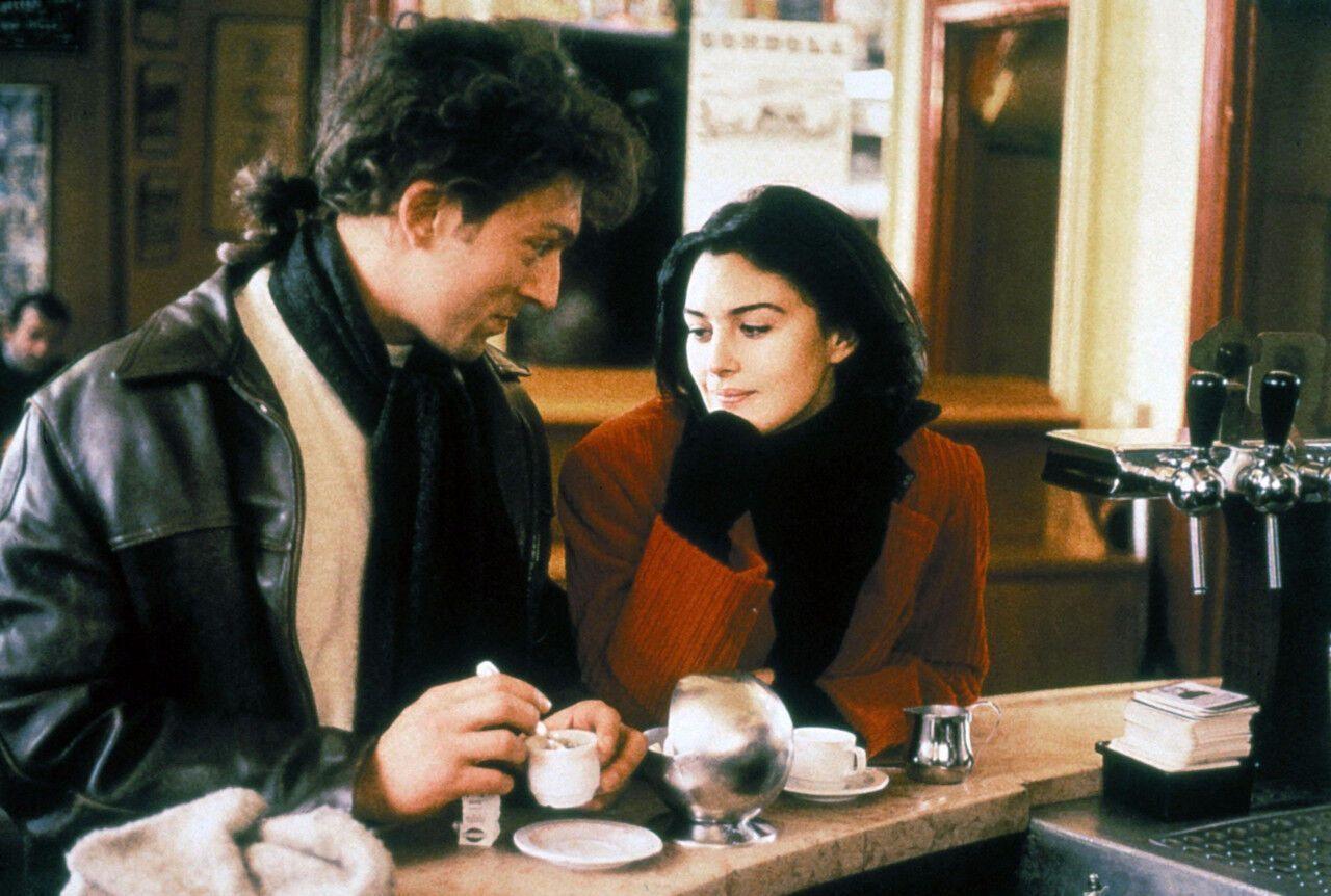 "Кадр из фильма ""Квартира"", 1996 год"