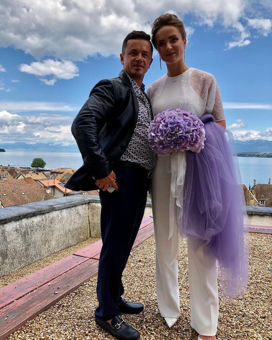 Юліан і Еліна Світоліна.