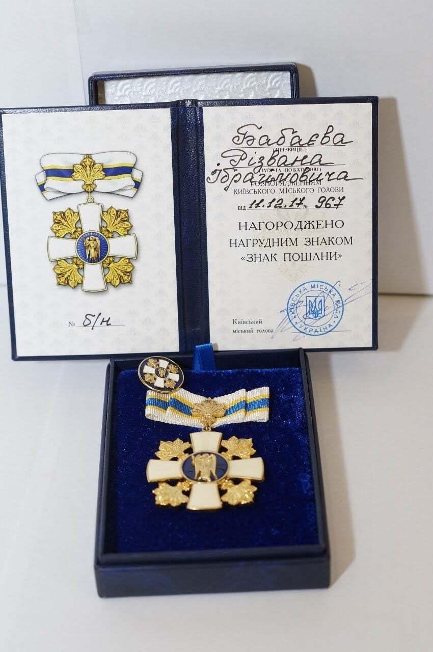 Бабаев мощно помогал ВСУ, ВМФ и военным волонтерам.