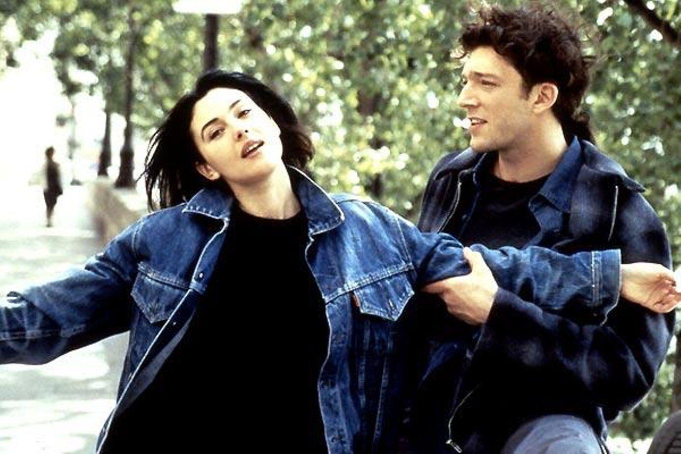 """Моника Беллуччи познакомилась со своим будущем мужем Венсаном Касселем на съемках фильма """"Квартира"""""""