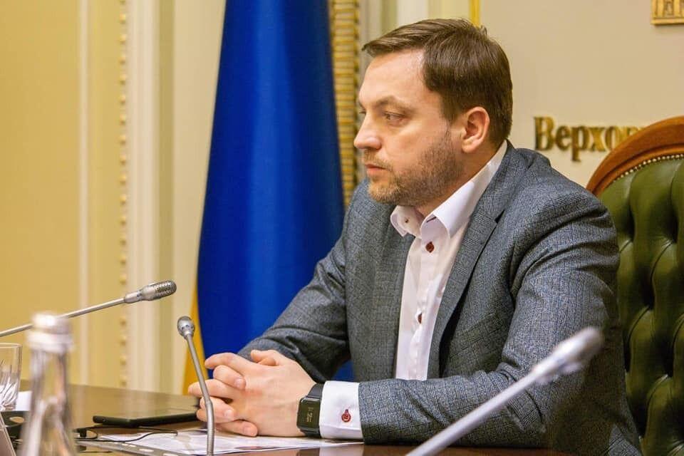 Монастирський приєднався до команди Зеленського в 2019 році
