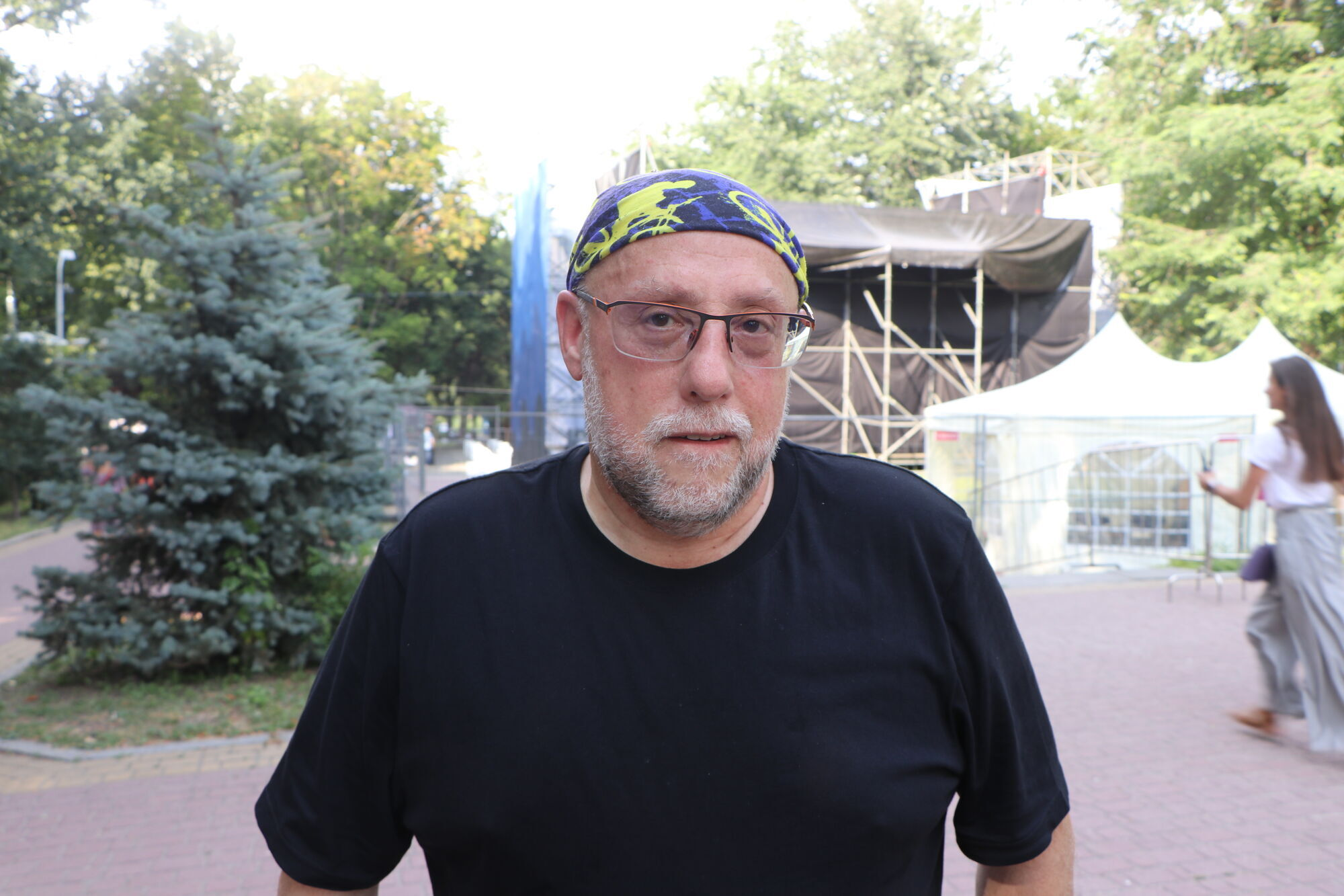 Внештатный советник городского головы по вопросам культуры Евгений Гендин