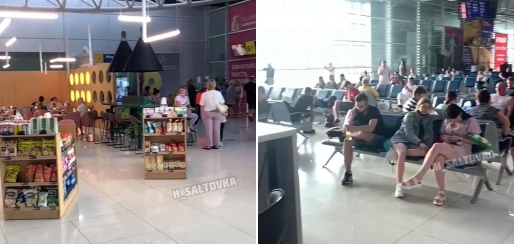 Пассажиры больше 7 часов ждали отправления рейса