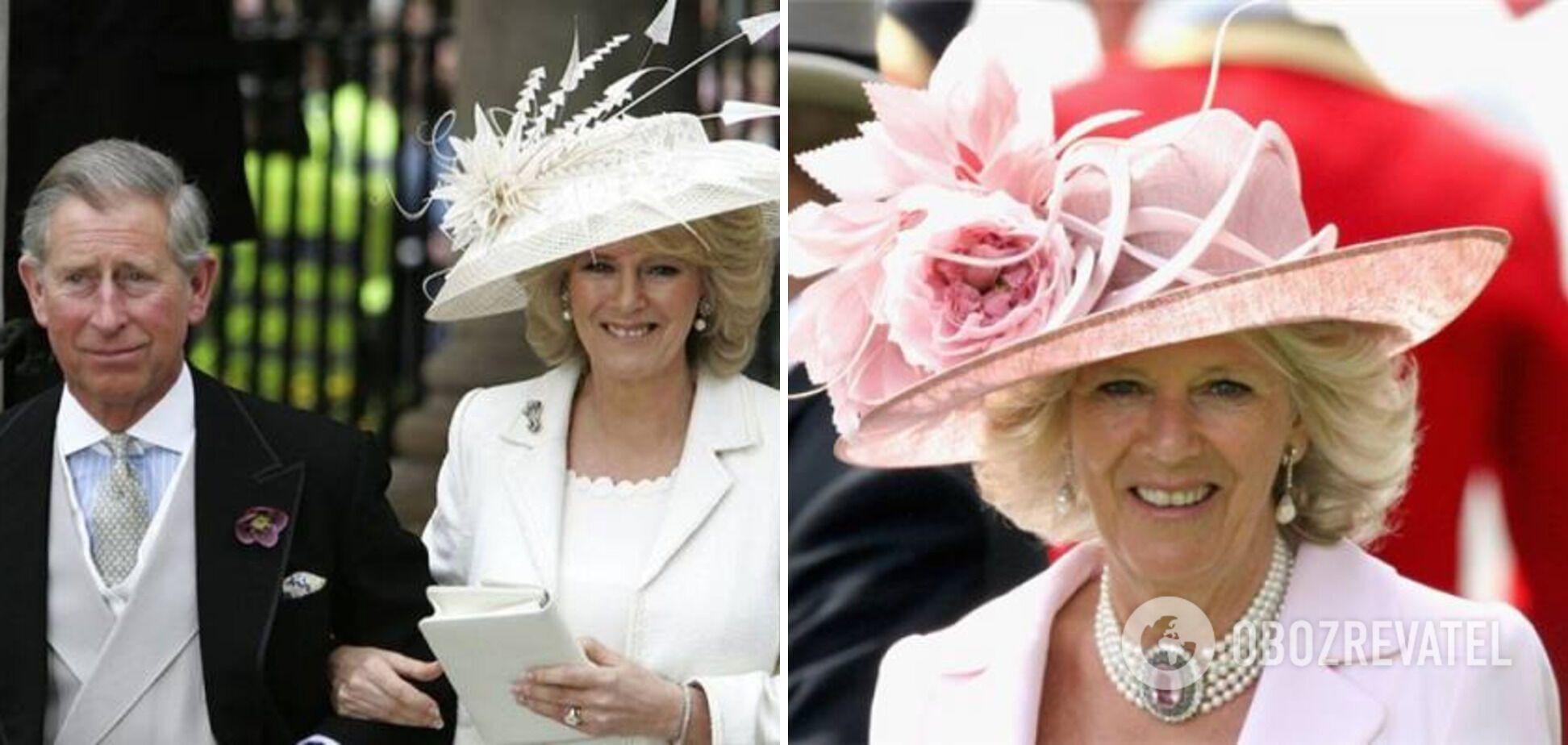 В 1981 году состоялась свадьба Чарльза и Камиллы.
