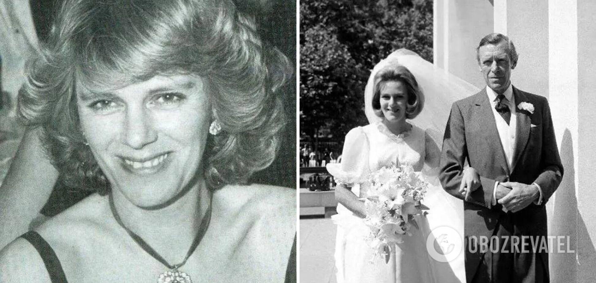 Камилла Паркер была дважды замужем.