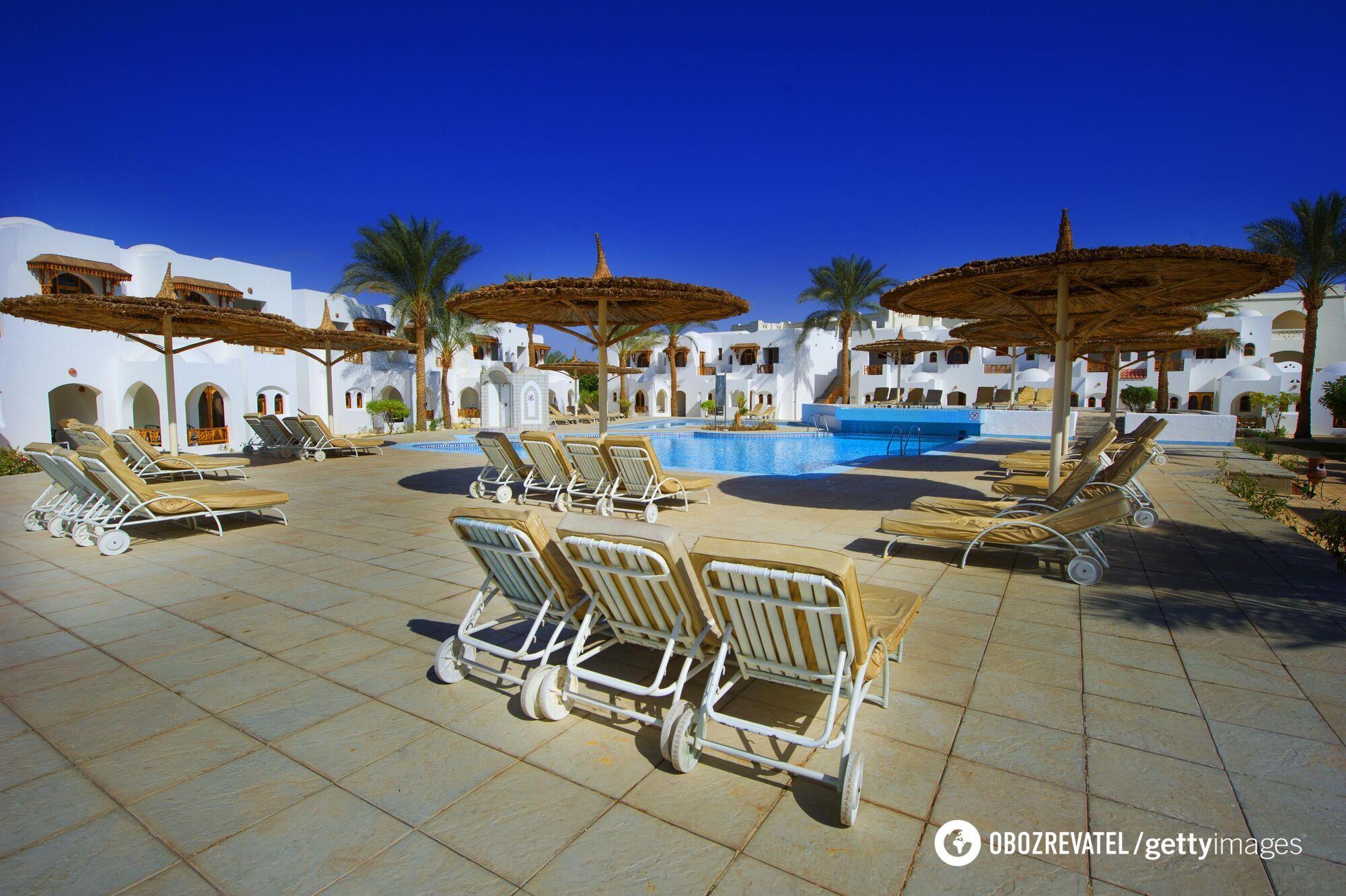 В Египте разрешили заполнять отели на 70%.