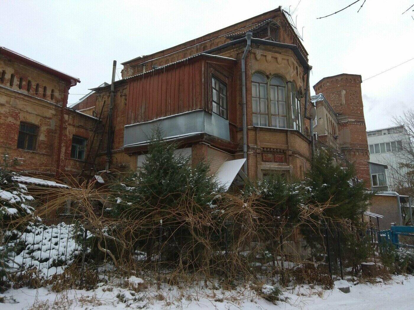 Купецький замок Харіної