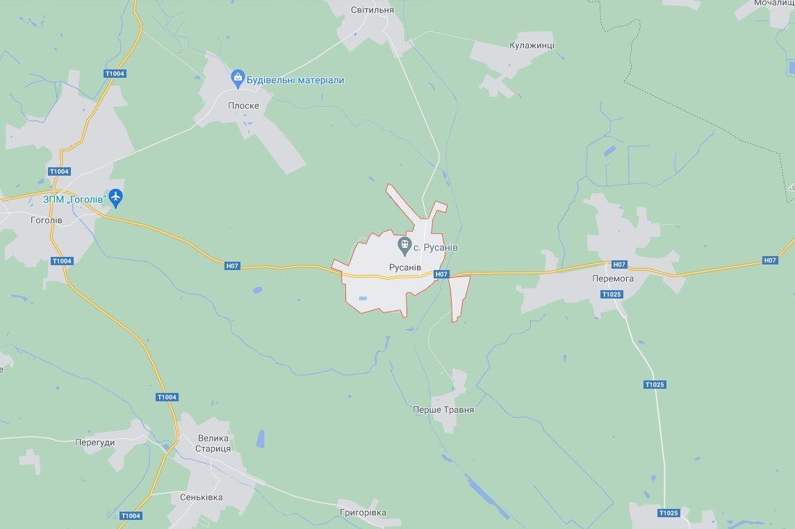 Преступление произошло в Броварском районе.